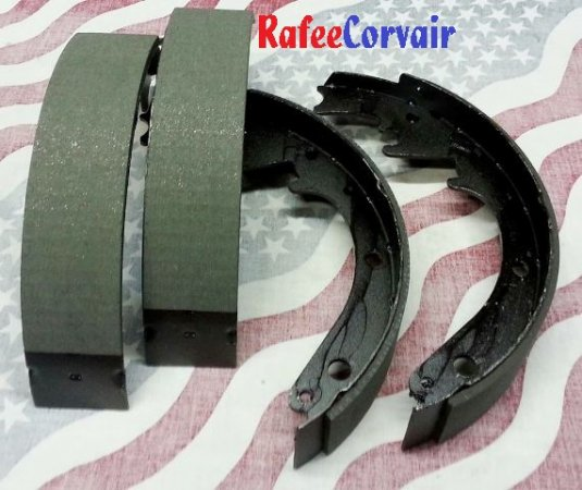 1961-65 F/C Brake Shoes front or rear,#RBP07