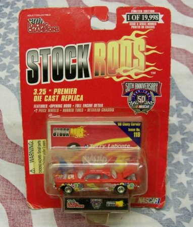 1960 Fruit Loop, Racing Champions, die cast,#RTZ07