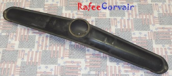 1964-69 used air cleaner crossover tube, 95 to 110 HP, #RUP278