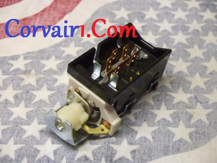 1960-63 Headlight Switch,#RSW18