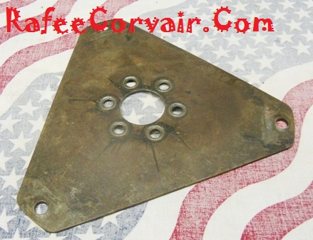 1960-63 flex plate, PG, used, #RUP95