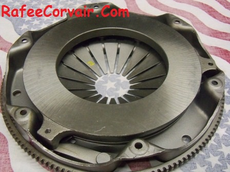 1960-63 Rebuilt Pressure Plate with new gear , Light Duty,#RCP01