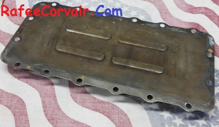 1960-63 top ventilation cover, used, #RUP117