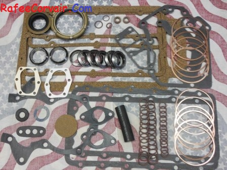 1965-69 Complete Engine Gasket Set, HD,Turbo Corsa only,#,REN61