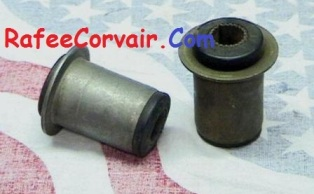 1965-69 front lower A-arm bushings, pair, RSP36