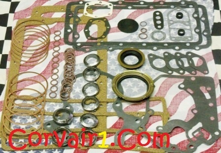 1960-64 Complete Engine Gasket Set, HD,110, #REN16