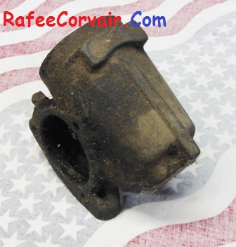 1965-9 used steering box, cast iron, #RSP48