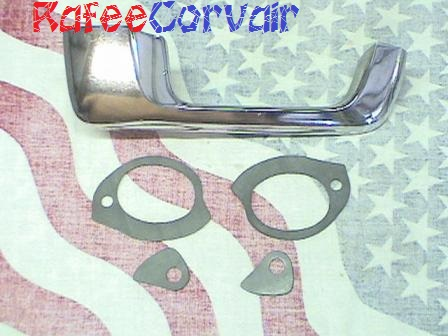 1965-69 door handle gaskets, #RIA36