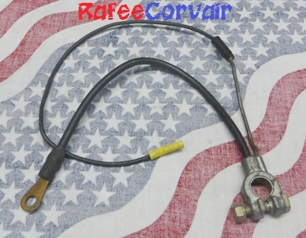 1965-69 battery ground cable,#REH21