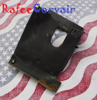 1967-69 air box rear, right side, used, #RBO26