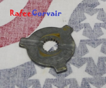 1960-69 PG Drive Washer, 3 tab, used #RTM02