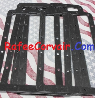 1960-69 Aluminum Oil Pan Gaskets in bulk, 6, #RGSB25