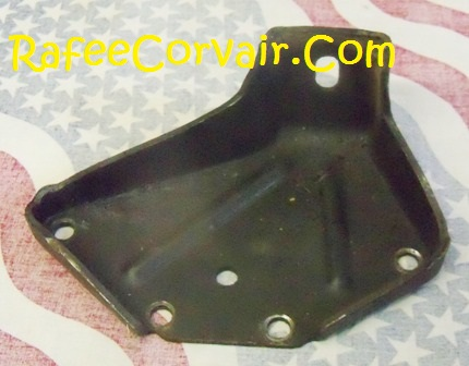 1960-63 used rear engine bracket, #RUP111