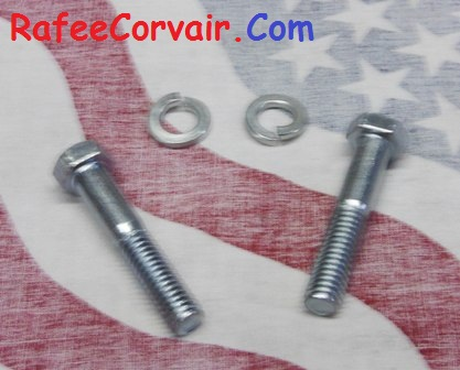1960-69 HD starter bolts w. l. washers, pair,#RGS133