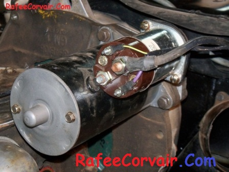 Starter trouble shooting: : Corvair1, Corvair Parts and ...