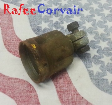 1965-66 steering shaft coupler, used, #RSP195