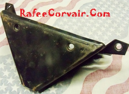 1961-64 used spare tire bracket, #RWT07