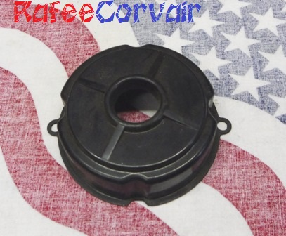 1962-69 distributor dust cover, used, #RIG26