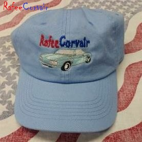 Rafee Corvair cap, light blue, #RGE07